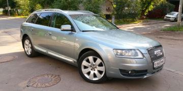 подобранный автомобиль Audi-A6 (5)