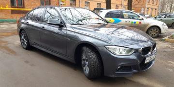 Подобранный автомобиль BMW 320 xDrive