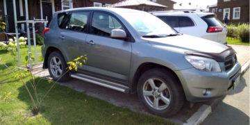 Подбор авто Toyota Rav 4