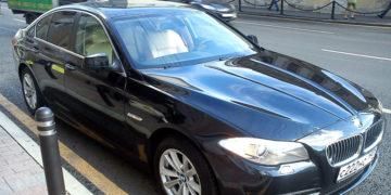 Подбор автомобиля BMW 523i 2011 г.в