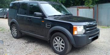 Подбор автомобиля Land Rover Discovery 3