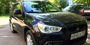 Подбор автомобиля Mitsubishi ASX