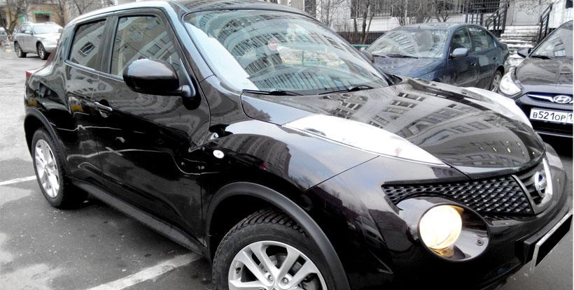 Подбор автомобиля Nissan Juke
