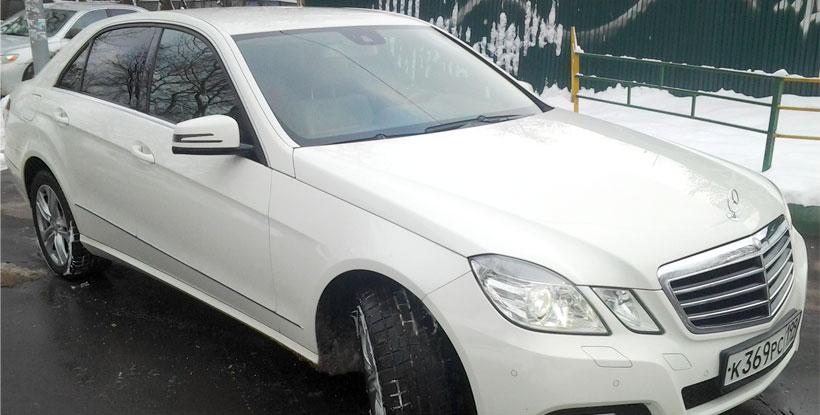 Подбор автомобиля Mercedes E 300